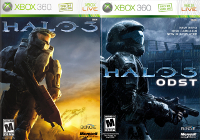 Storm's Adventure with Halo 3 and ODST