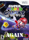 Storm's Adventure with Super Mario Galaxy