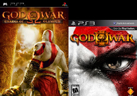 Storm's Adventure with The God of War Anthology Part 2