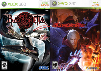 Storm's Adventure with Bayonetta and Devil May Cry 4