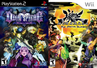 Storm's Adventure with Odin Sphere and Muramasa