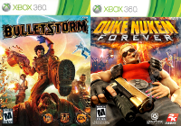 Storm's Adventure with Bulletstorm and Duke Nukem Forever