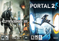 Storm's Adventure with Crysis 2 and Portal 2