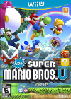 Storm's Adventure with New Super Mario Bros U