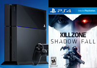 Storm's Adventure with PlayStation 4 and Killzone: Shadow Fall