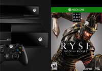Storm's Adventure with Xbox One and Ryse: Son of Rome